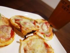 自宅で気軽に窯焼きピザ