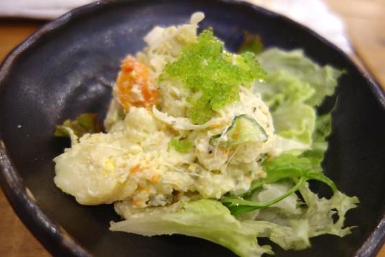 手作りポテトサラダ(380円)
