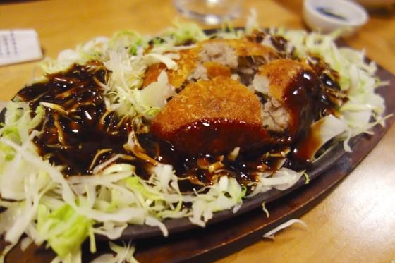 あぐー豚メンチカツ(780円)