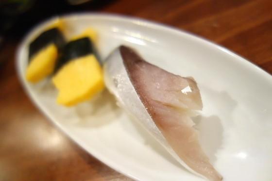 しめ鯖(194円)