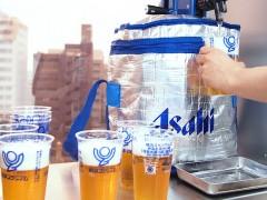 自分で注ぐ樽生ビール