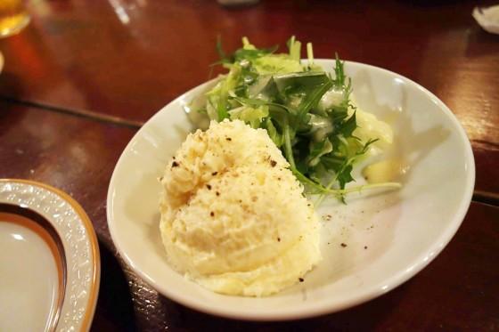 ホタテ入りポテトサラダ(400円)
