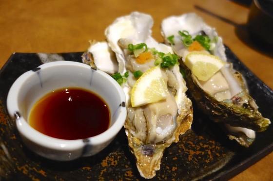 北海道産 生牡蠣