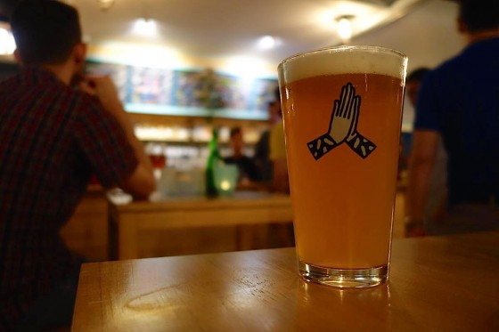 Mikkeller / Grassroots Wheat is the New Hops IPA