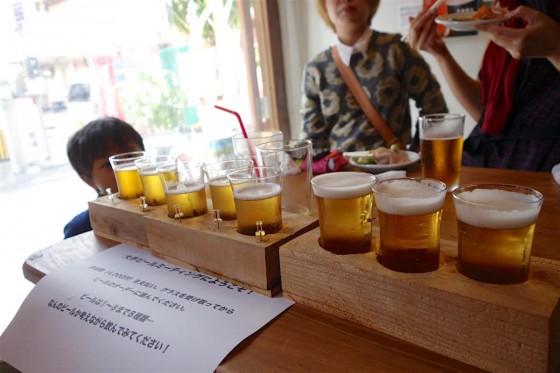 大手ビール8種