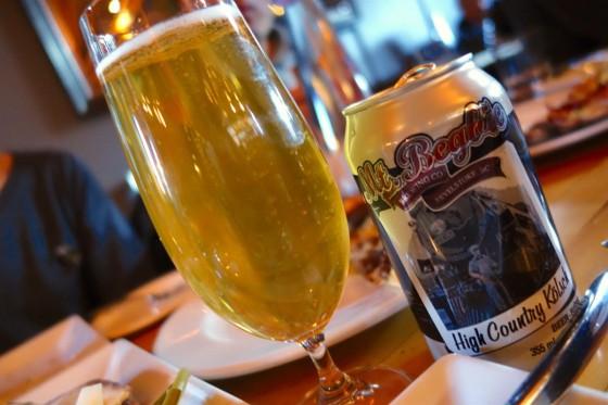 Mt. Begbie Brewery High Country Kölsch