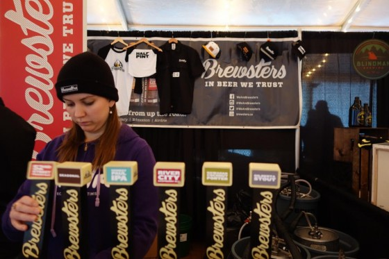 Brew sters Brewing