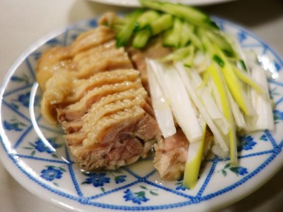 酢鶏(500円)