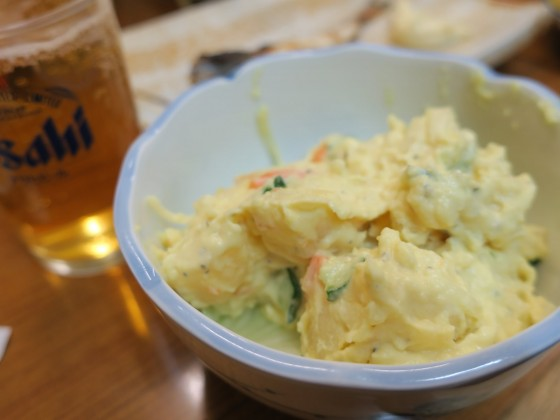 ポテトサラダ(450円)