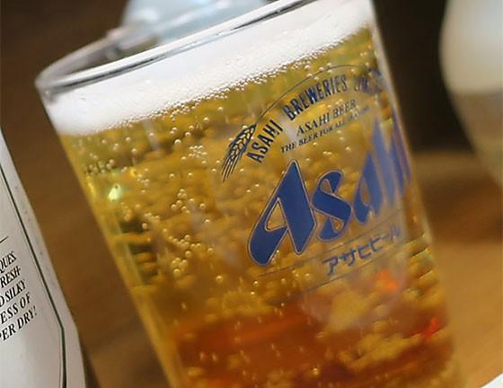 気泡ビール
