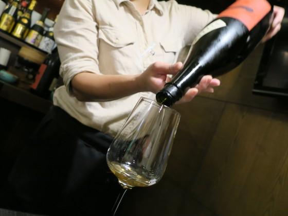 熟成日本酒