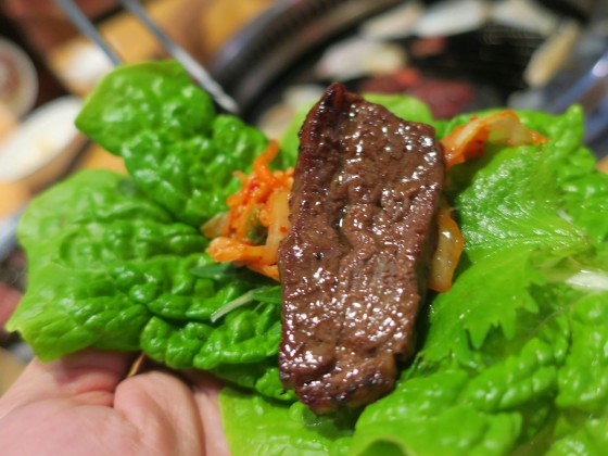 野菜&お肉