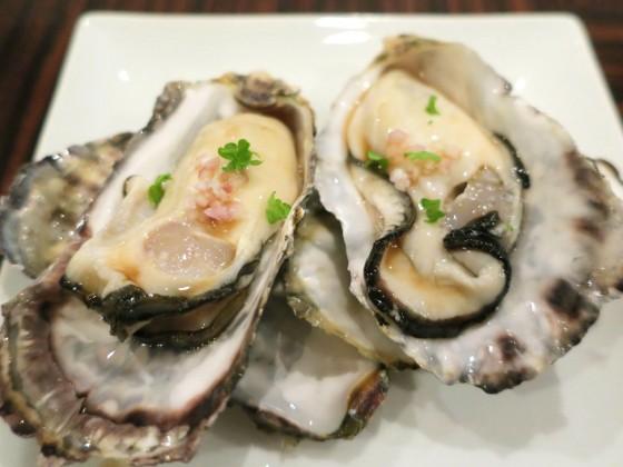 生牡蠣アゲイン