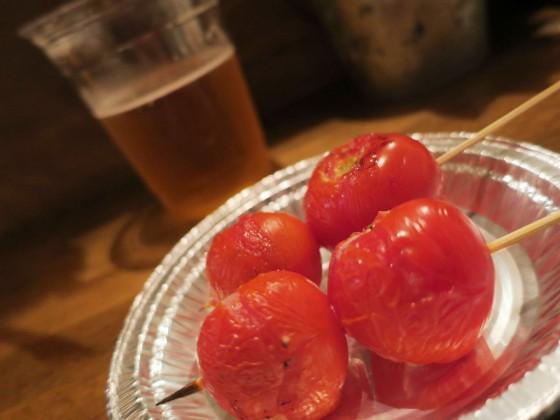 華クイーントマト(1本200円)