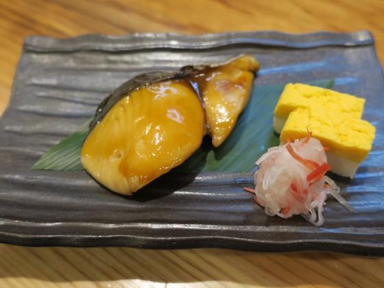 鰆西京焼き(800円)
