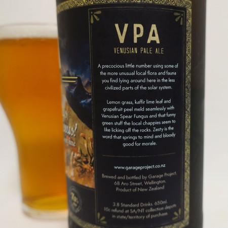 VPA ラベル