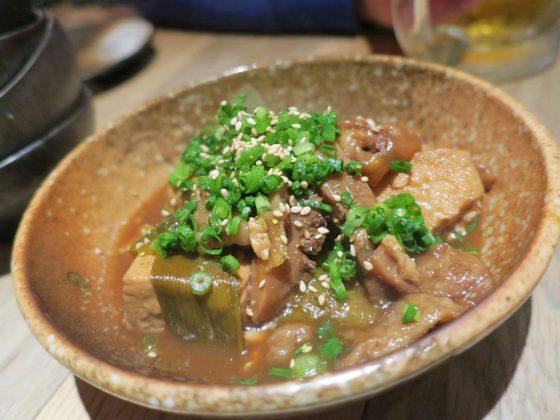 肉豆腐(580円)