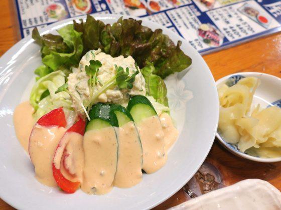 ポテトサラダ(570円)