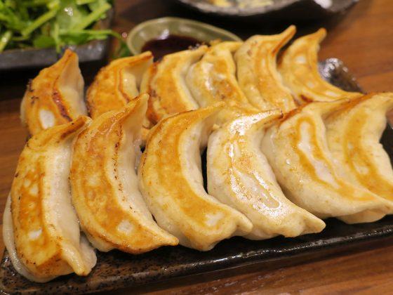 焼き餃子(6個450円)