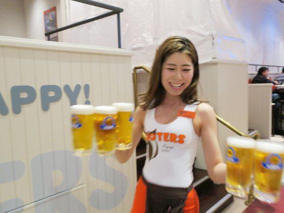 ビールがたくさん