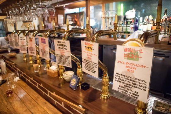 横浜ビール タップテイクオーバー