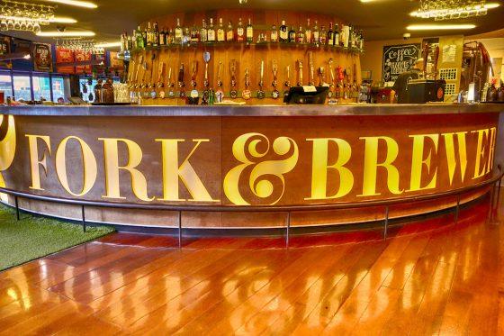 ウェリントン Fork&Brewer