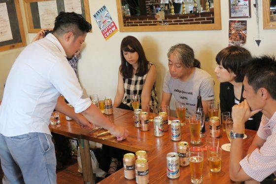 ビール講座