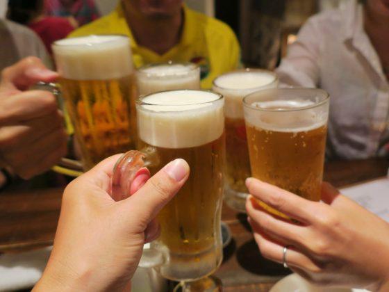 オリオンビールで乾杯!