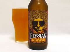 アメリカ Elysian Brewing SUPERFUZZ BLOOD ORANGE PALE