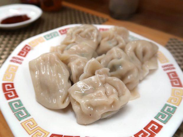 水餃子(500円)