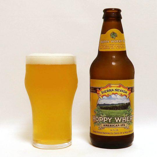 Sierra Nevada Brewing Hoppy Wheat IPA