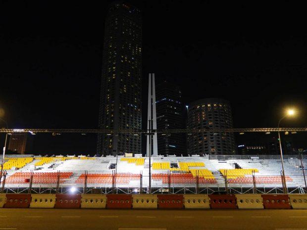 F1のシート