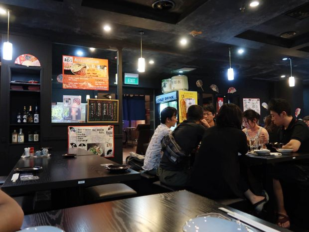日本の居酒屋?