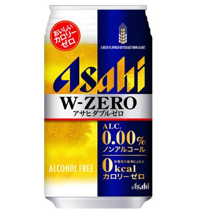 アサヒ W-ZERO
