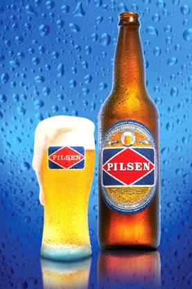 PILSEN パラグアイのビール