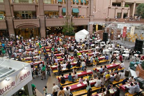 恵比寿麦酒祭