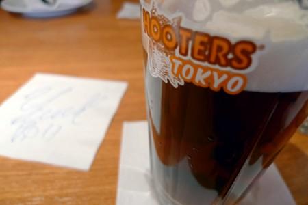 フーターズ 赤坂