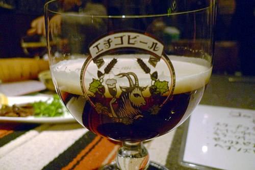 エチゴビール プレミアムレッドエール