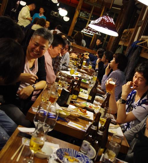 春のビールミーティング2011