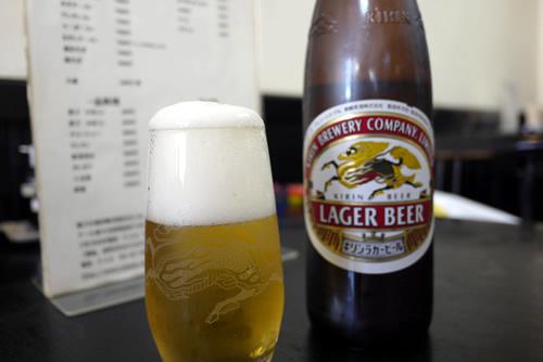 キリン ラガービール