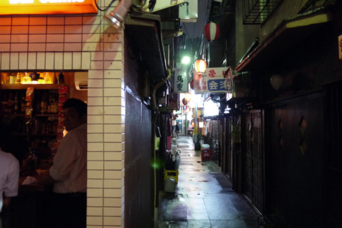 渋谷・のんべえ横丁
