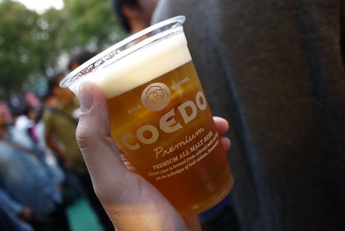 コエドビール!