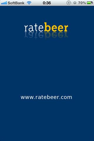 ratebeer Score
