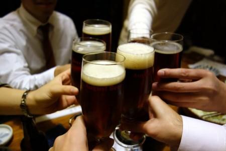 アウグスビールで乾杯!