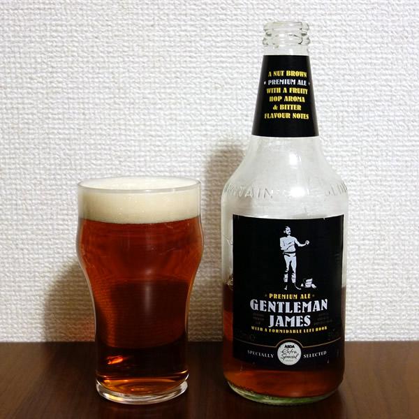 ASDA エクストラ・スペシャル ジェントルマンジェームス