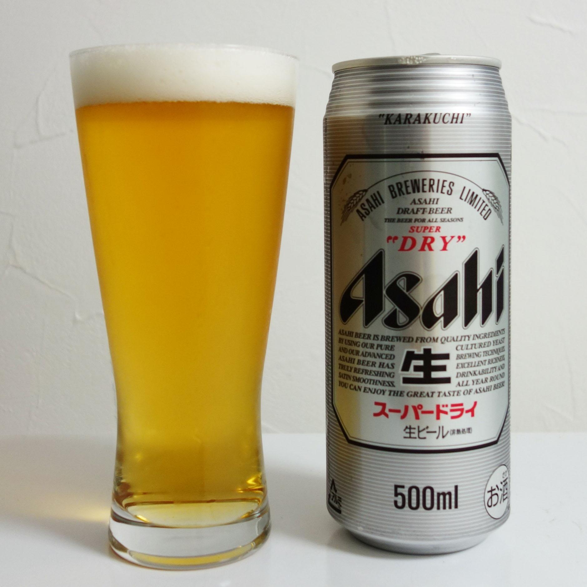 アサヒビール スーパードライ(オリオン版)