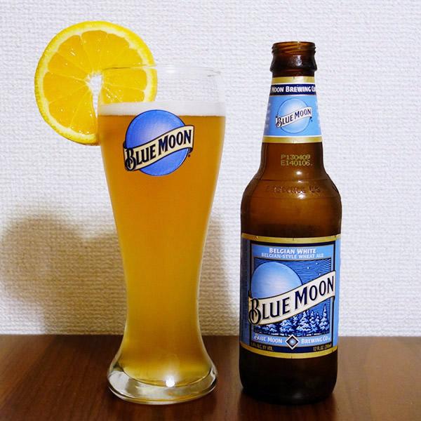 ブルームーン Belgian-Style Wheat Ale
