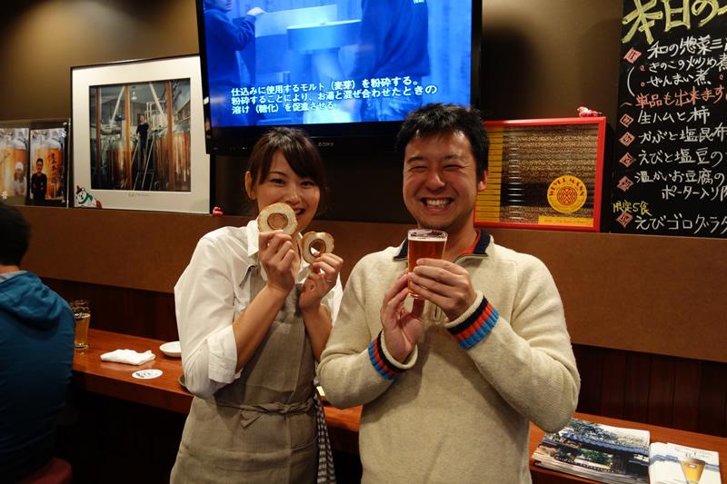 麻子さんとツーショット