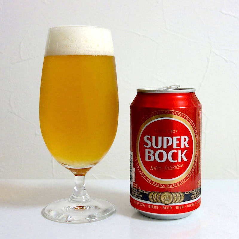 ポルトガル SUPER BOCK(スーパーボック)