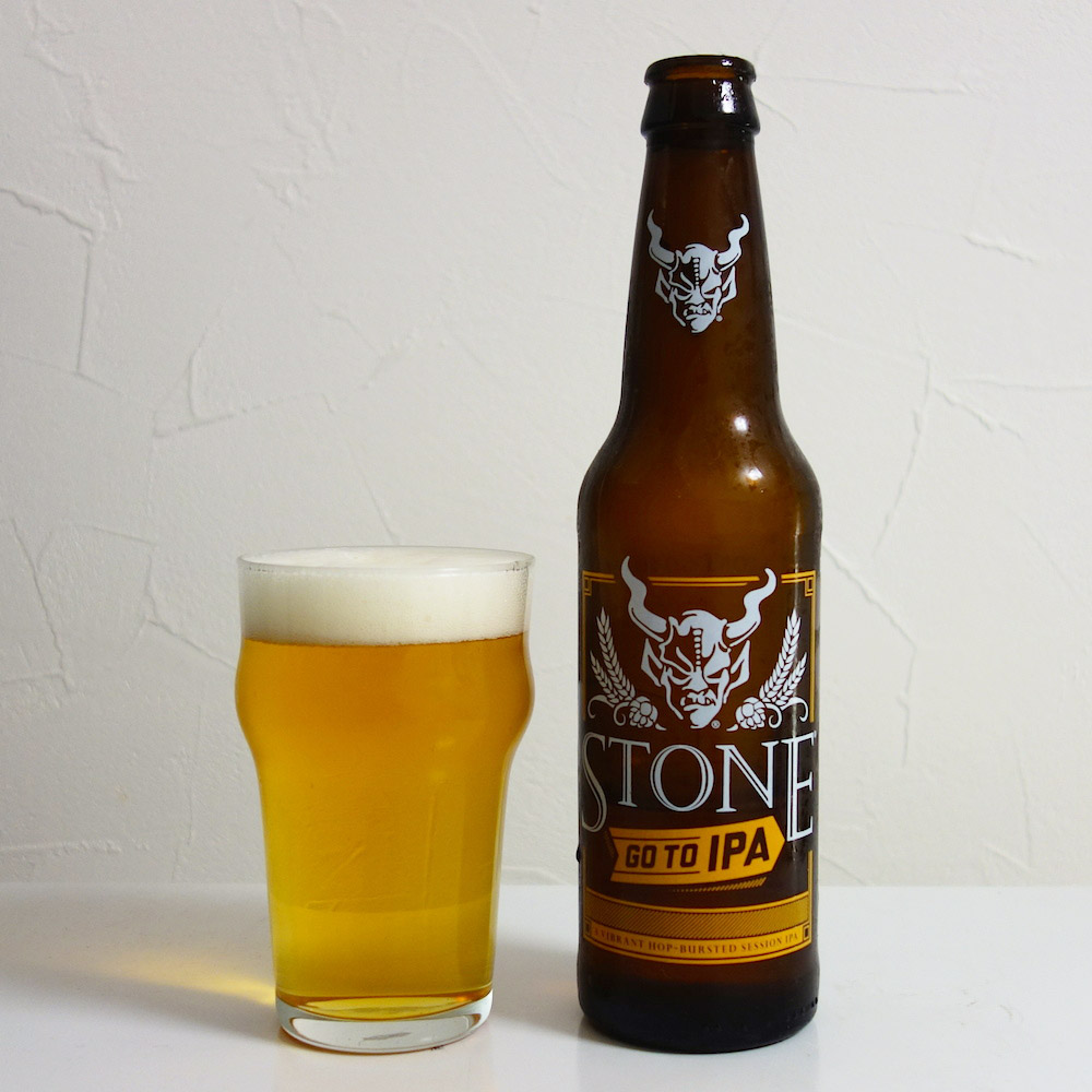 アメリカ Stone Brewing GO TO IPA